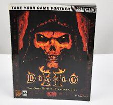 Used Diablo II: Ultimate Strategy Guide by Bart G. Farkas Brady Games FREE SHIP!