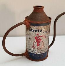 Gretz Beer William Brewing Company Philadelphia Pa Vintage Cone Top Can 12 Oz