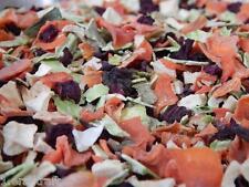 Gemüse Mix 5 kg Beifutter Gemüsemix Hund BARF barfen Trockengemüse Nagerfutter