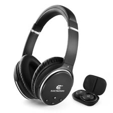 Active Noise Cancelling Headphones 4.1 Bluetooth Wireless Over-Ear Headset CSR