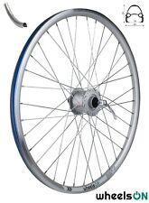 QR 26 inch wheelsON Front Wheel Shimano Dynamo Nexus DH-3000-3N 36H Silver 6v/3w