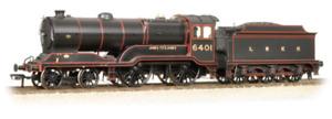 Bachmann 31-137A Class D11/2 4-4-0 6401 James Fitzjames LNER Black OO Gauge
