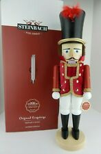 German Steinbach Wood 19 Inch Nc The Nutcracker Toy Soldier S853 New w/Box 303