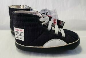 Vision Street Wear Baby High Top Shoes