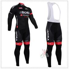 Ropa de ciclismo Bora Invierno termica thermal manga larga cycling winter fleece