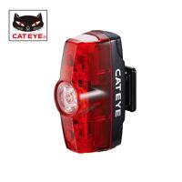 CATEYE RAPID  USB Rechargeable Mini Cycling Rear Tail Light Warning 25 Lumen