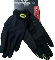 Bell Shifter 700 Half-Finger Cycling Gloves Fits Large//Extra Large