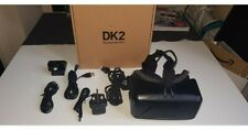 Oculus Rift DK2 virtual reality headset. excellent condition.very little use.