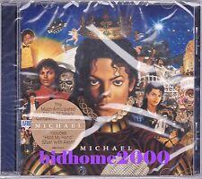Michael Jackson - Michael 2010 CD (全新未拆封) Made In The EU