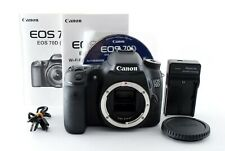 Canon EOS 70D 20.2MP Digital SLR ( shutter count 15000 ) From JAPAN [Near Mint]