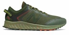 New Balance Men's Fresh Foam Arishi Trail Shoes Dark Blaze with Black