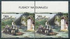 Poland stamps MNH (Mi. 4149) Dunajec river (name)