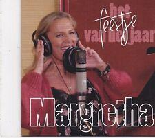 Margretha-Het Feestje Van Het Jaar cd single