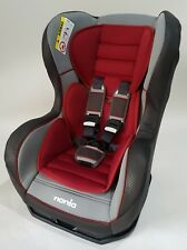 Nania Cosmo SP LX 0-4 YR Rear & Forward Facing Recliner Car Seat SHADOW ROUGE