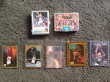 Collection of Basketball Cards from 1980s to 2000s, RARE Rookie Cards