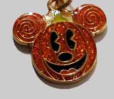 Disney Mickey Halloween Pumpkin Charm FOB 2010 Tokyo Brand New