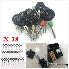 38X Connector Pin Extractor Terminal Removal Motorcycle Electrical Wiring Crimp