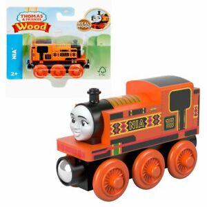Nia | Mattel GGG31 | Holzeisenbahn Lokomotive | Thomas & seine Freunde