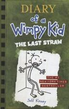 Diary of a Wimpy Kid: The Last Straw 3 by Jeff Kinney (2009, Hardcover,...
