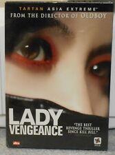 Lady Vengeance (DVD, 2006) RARE CRIME THRILLER BRAND NEW W SLIPCOVER