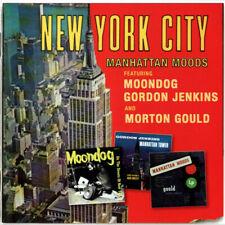 Moondog / Gordon Jenkins / Morton Gould – Manhattan Moods Neu