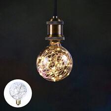 LED Edison Starry Fairy String Light Bulb Christmas Xmas Party Lamp Decor