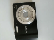 Sony Cyber-shot 20.1 MP Digital Camera - Black (Camera Only