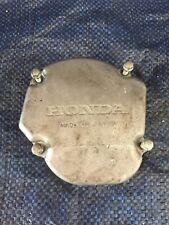 2002 02 Honda Cr250 Cr 250 Cr250r Stator Cover Left Side Electronics Plate
