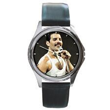Queen Rock Band Freddie Mercury Leather Wrist Watches New