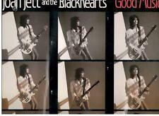 "Joan Jett  and the Blackhearts          NEW-LP         ""Good Music"""