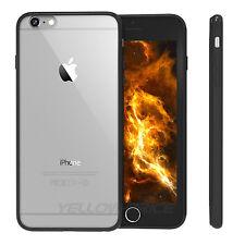 """iPhone 6 Case, [Perfect Fit] iPhone 6 (4.7"""") Case Slim Hybrid Soft Bumper Case"""
