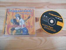 CD Ethno Cubanismo - Mardi Gras Mambo (12 Song) HANNIBAL RYKODISC