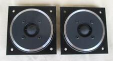 "PAIR OF RCA 153746 1"" DOME TWEETER SPEAKERS 5 OHM 40 WATT FROM SPK-100 CABINETS"