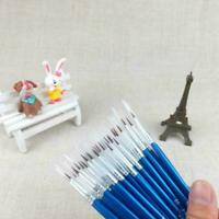 100pcs Micro Extra Fine Detail Painting Brushes Paint Craft Supplies G2G1