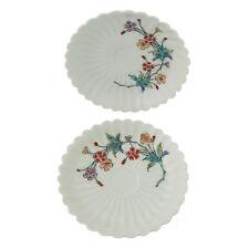 Pair Japanese Kakiemon Porcelain Dishes