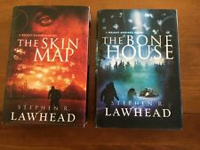 Bright Empires: 1The Skin Map, 2 The Bone House by Stephen Lawhead hardcover