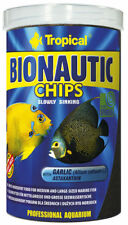 Tropical Bionautic Chips 1000 ML Fish Food Meerwasserfische