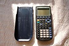 Texas Instruments Ti-83 Plus Graphing Calculator used functioning