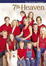 7TH HEAVEN  - THE EIGHTH SEASON - DVD - LIKE NEW