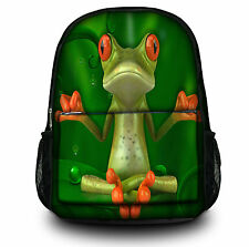 Rucksack/backpack for School Work Sports College- Funky Collection, etc (Yoga)