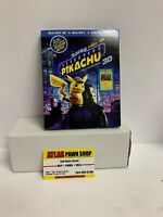 Detective Pickachu - Blu-Ray/3D/4K
