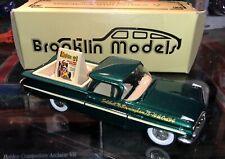 Brooklin BRK46x 1959 GM Chevrolet El Camino Pickup Green Modelex 94 - 1:43 Scale