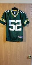 Green Bay Packers Clay Matthews Sewn Authentic Jersey Youth M (12-14)