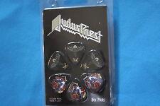 Judas Priest Guitar Picks by Hot Picks, 6 Picks per Pack, Medium Gauge HP-JP1