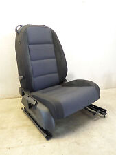 Pillion Seat Front Right VW Golf 6 Style 3 Doors Original With Heated Seats