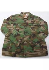 LEVIS Mens Camo Camouflage Stretch Cotton Denim Jean Jacket Sz- Medium & XXL NWT