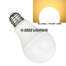 LED Light Bulb 12W Soft Warm White A19 110Ve26 Equivalent 100W Incandescent Lamp