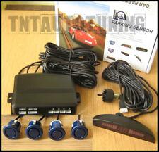 Kit 4 Sensores de Aparcamiento Azul Parktronic Radar Parking Universal