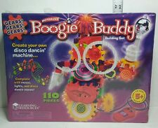Gears Gears Gears BOOGIE BUDDY Set 110 Pieces Learning Resources Motorized New