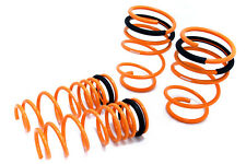 Megan Racing Lowering Coil Springs Fits Chevrolet Cavalier 95-02 2.4L 4 Cylinder